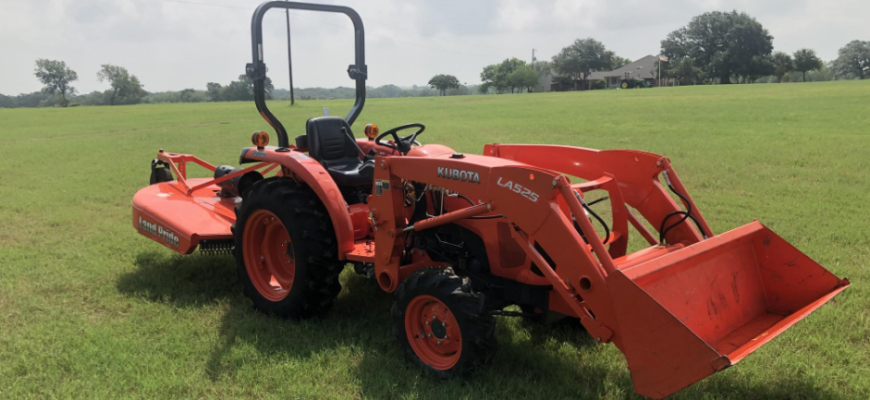 Kubota l2501 for sale in Texas